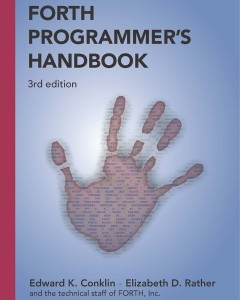 books cover: Forth Programmer's Handbook